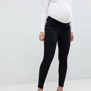 ASOS | Maternity Ridley High Waisted Skinny Jeans